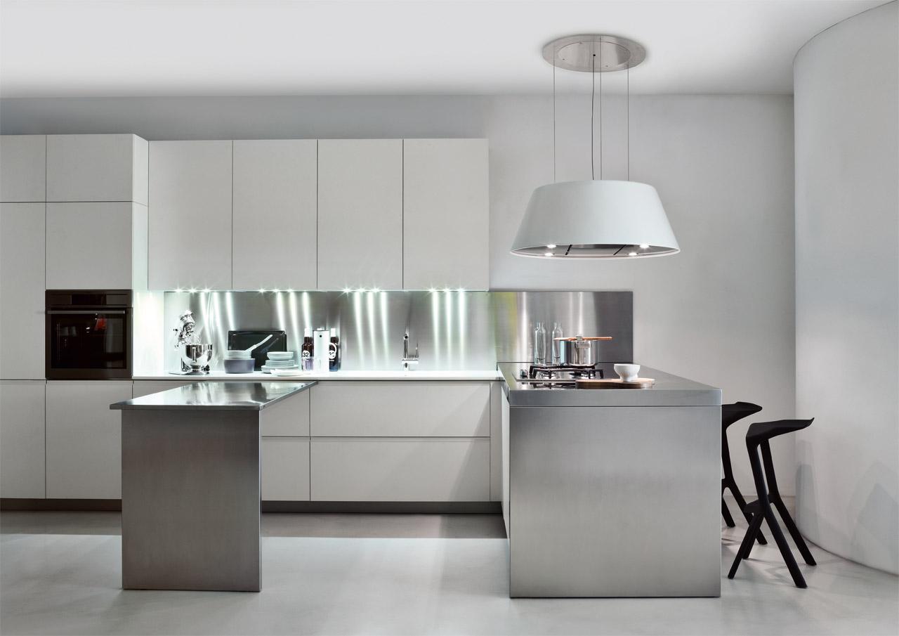 Cucine moderne a san marino stile e design di grande qualit for Cappa cucina design