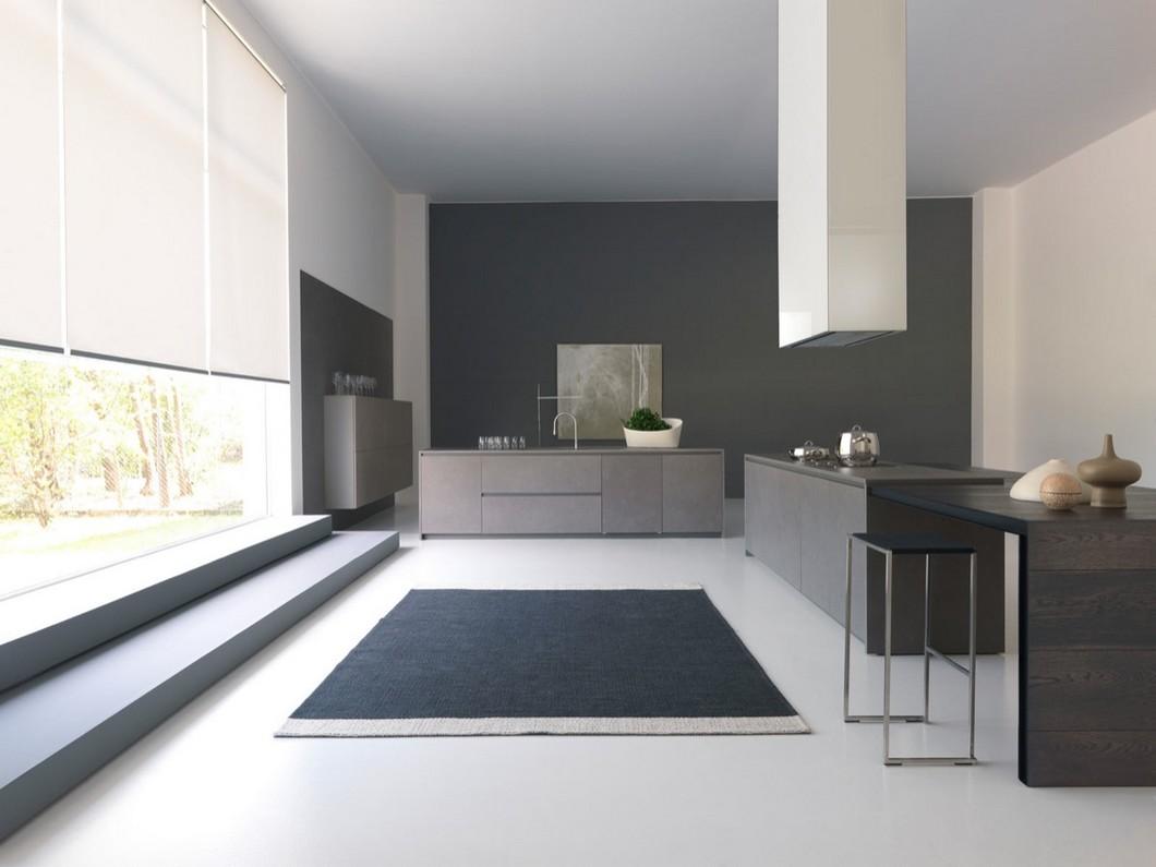 Cucine moderne a san marino stile e design di grande qualit - Armadio cucina richiudibile ...